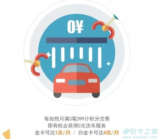 中信车主卡0元洗车活动攻略插图